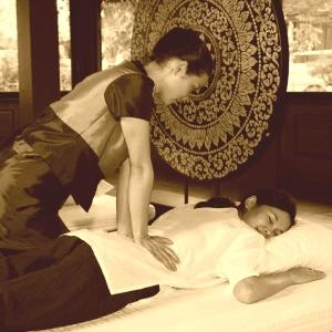 Thajská tradicní masáž
