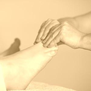 Reflexní masáž Zlín